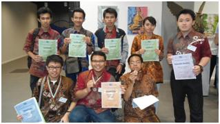 Prestasi MahasiswaDalam International Mathematics Competition (IMC) XX di Blagoevgrad